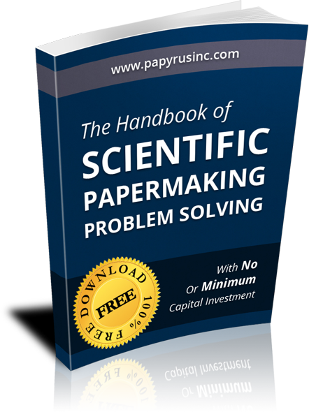 The Handbook of Scientific Papermaking Problem Solving